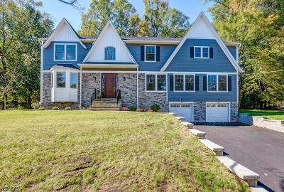 Livingston Twp. Single Family Home For Sale: 15 Locust Place