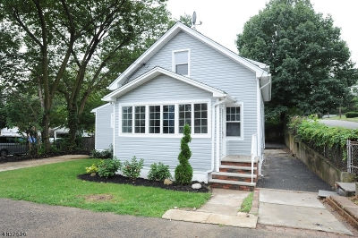 Clifton City Single Family Home For Sale: 199 Hadley Ave
