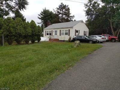 Branchburg Twp. Single Family Home For Sale: 3107 Us - 22