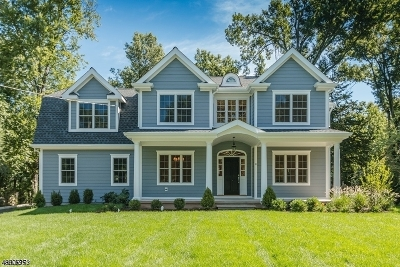 New Providence Single Family Home For Sale: 33 Countryside Dr