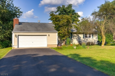 Franklin Twp. Single Family Home For Sale: 29 1st St
