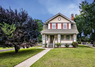 Bound Brook Boro Single Family Home For Sale: 117 W Maple Ave