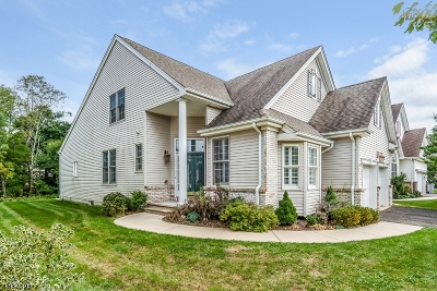 Franklin Twp. Single Family Home For Sale: 20 Witherspoon Way