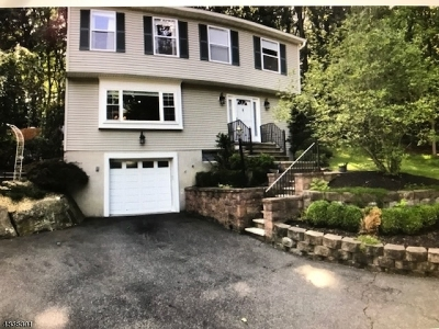 Randolph Twp. Rental For Rent: 23 Fordice St