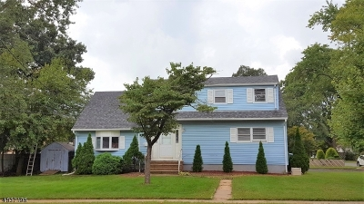 Piscataway Twp. Single Family Home For Sale: 902 Rock Ave