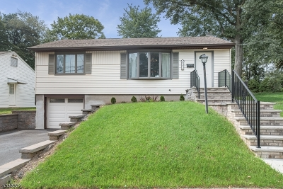 Totowa Boro Single Family Home For Sale: 21 Claremont Ave