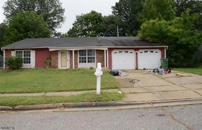 Edison Twp. Single Family Home For Sale: 24 Heather Dr