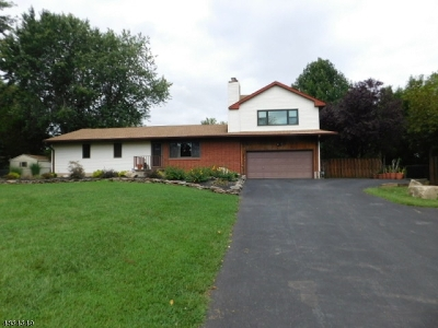 Branchburg Twp. Rental For Rent: 453 Whiton Rd