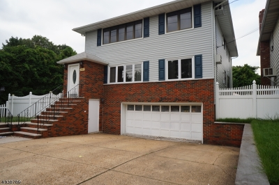 Union Twp. Multi Family Home For Sale: 2097 Galloping Hill Rd
