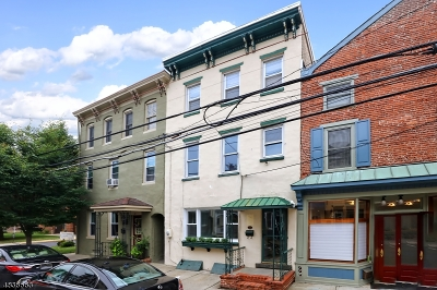 Lambertville City Single Family Home For Sale: 19 S Main St