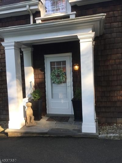 Bernardsville Boro Rental For Rent: 380 Claremont Rd