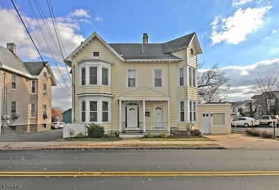 Somerville Boro Multi Family Home For Sale: 58 N Bridge St