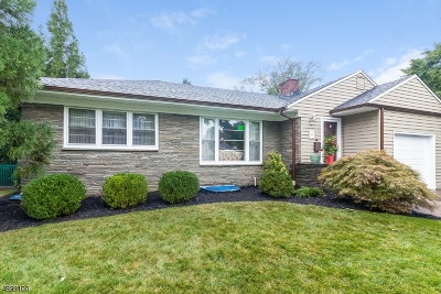 Summit Single Family Home For Sale: 13 Harvey Dr