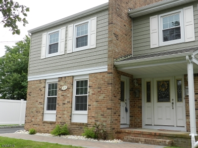 Cranford Twp. Rental For Rent: 29 Springfield Ave, A #A