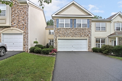 Readington Twp. Condo/Townhouse For Sale: 3 Ebersohl Cir