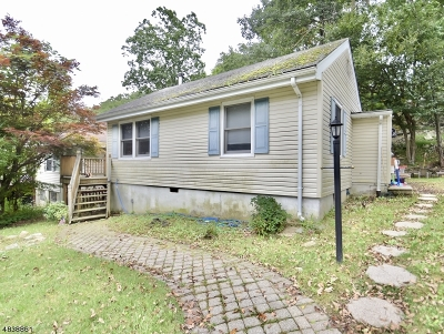Rockaway Twp. Single Family Home For Sale: 7 Comanche Ave