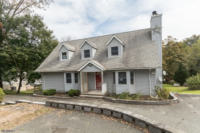 Branchville Boro Single Family Home For Sale: 5 Newton Ave