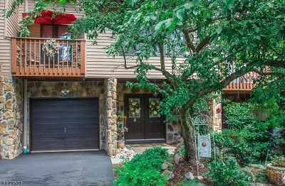 Woodland Park Condo/Townhouse For Sale: 3 Woodland Dr