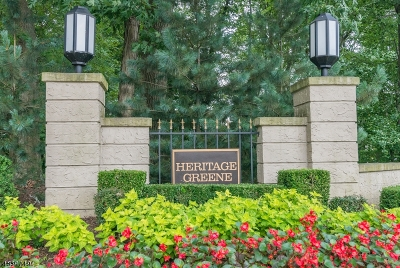 Chatham Twp Condo/Townhouse For Sale: 7b Heritage Dr #B