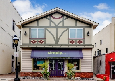 Cranford Twp. Rental For Rent: 11 N Union Ave #4R