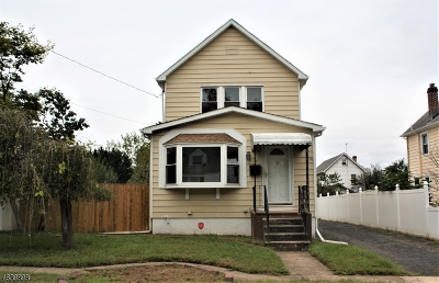 Franklin Twp. Single Family Home For Sale: 81 Dayton Ave