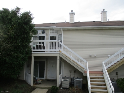 Bedminster Twp. Condo/Townhouse For Sale: 94 Mayfield Rd