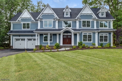 Scotch Plains Twp. Single Family Home For Sale: 1949 Grenville Rd