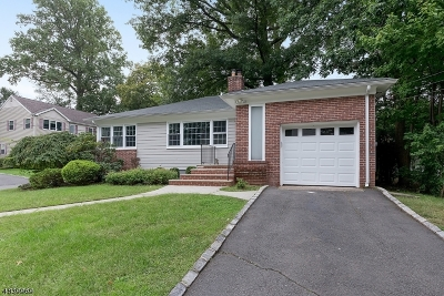 Springfield Twp. Single Family Home For Sale: 21 Kew Dr