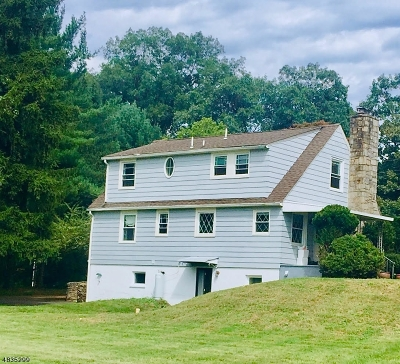 Union Twp. Single Family Home For Sale: 157 Perryville Rd