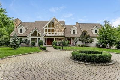 Bernards Twp., Bernardsville Boro Single Family Home For Sale: 99 Sunset Ln