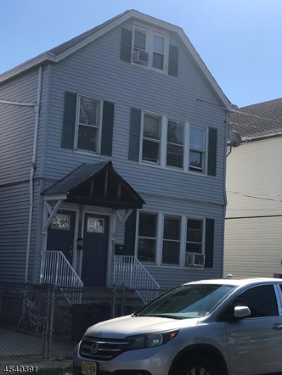 Paterson City Multi Family Home For Sale: 929 28 Th St
