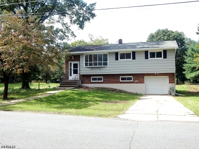 Franklin Twp. Single Family Home For Sale: 524 Garfield Ave