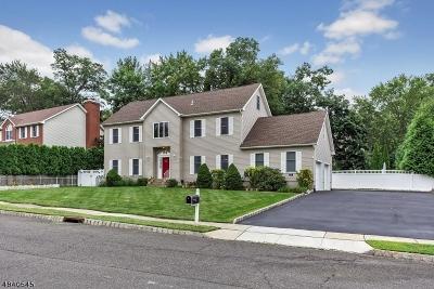 Wayne Twp. Single Family Home For Sale: 76 New St