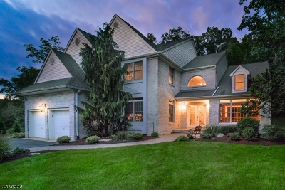 Wayne Twp. Single Family Home For Sale: 1 Stone Hill Rd
