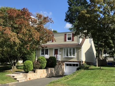 West Caldwell Twp. Single Family Home For Sale: 80 Lane Ave