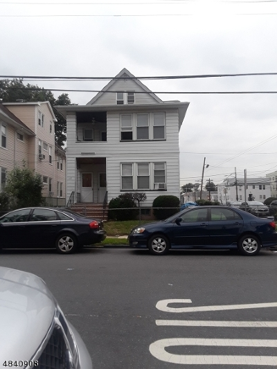 Paterson City Multi Family Home For Sale: 442-444 E 31st St