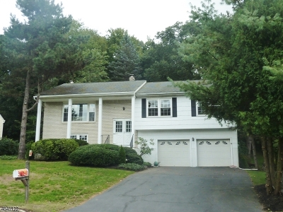 Sparta Twp. Single Family Home For Sale: 7 Wordsworth Drive