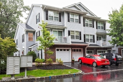Denville Twp. Condo/Townhouse For Sale: 3202 Scenic Ct
