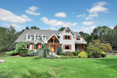 Franklin Lakes Boro Single Family Home For Sale: 100 Garden Ct