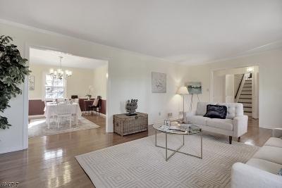 Bernards Twp. Single Family Home For Sale: 8 Harrison Brook Dr