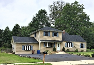 Bridgewater Twp. Rental For Rent: 535 Country Club Road