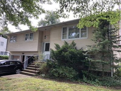 Wyckoff Twp. Single Family Home For Sale: 487 Goffle Rd