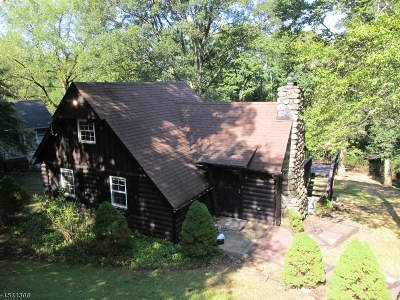 Sparta Twp. Single Family Home For Sale: 78 Woodlawn Rd