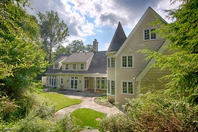 Bernardsville Boro Single Family Home For Sale: 82 Rippling Brook Way