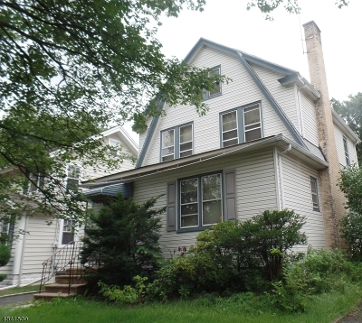 Union Twp. Single Family Home For Sale: 964 Arnet Ave