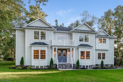 Berkeley Heights Twp. Single Family Home For Sale: 24 Rogers Pl