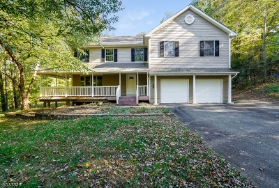 Randolph Twp. Single Family Home For Sale: 38 Piersons Hill Rd