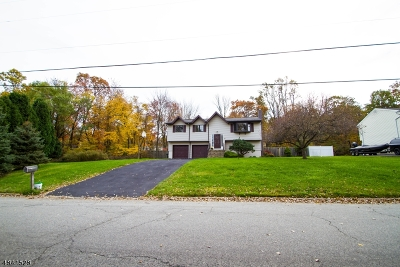 Mount Olive Twp. Single Family Home For Sale: 2 Brookside Dr