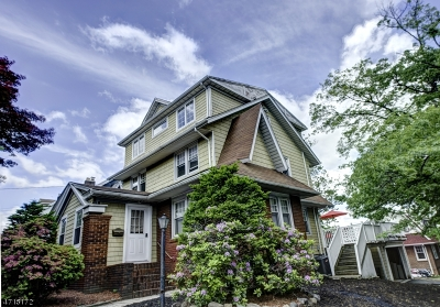 Kearny Town Single Family Home For Sale: 1 Clinton Ave