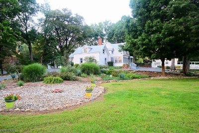 Parsippany-Troy Hills Twp. Single Family Home For Sale: 1158 Littleton Road
